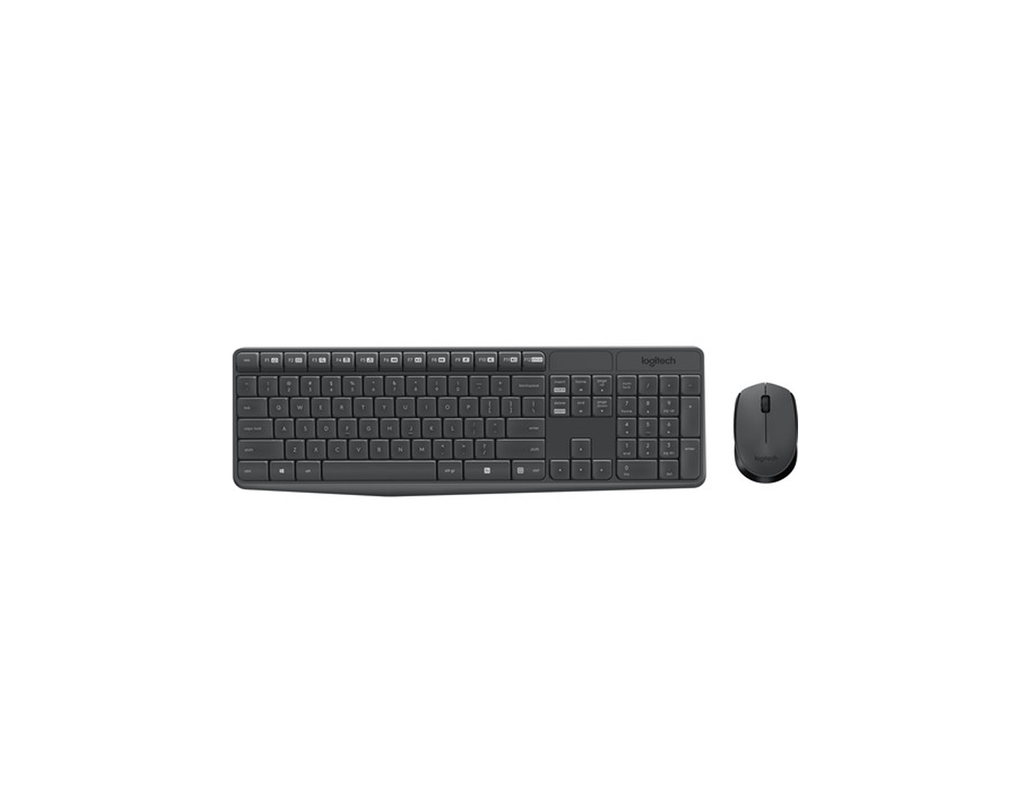 Accessories Keyboard Mouse Wireless Logitech Mk220 And Combo